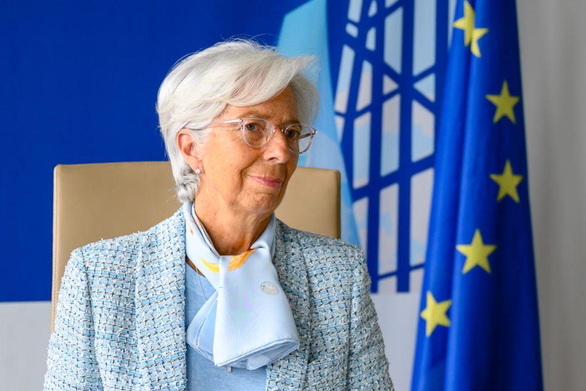 """Christine Lagarde: """"Le stablecoin una minaccia"""""""