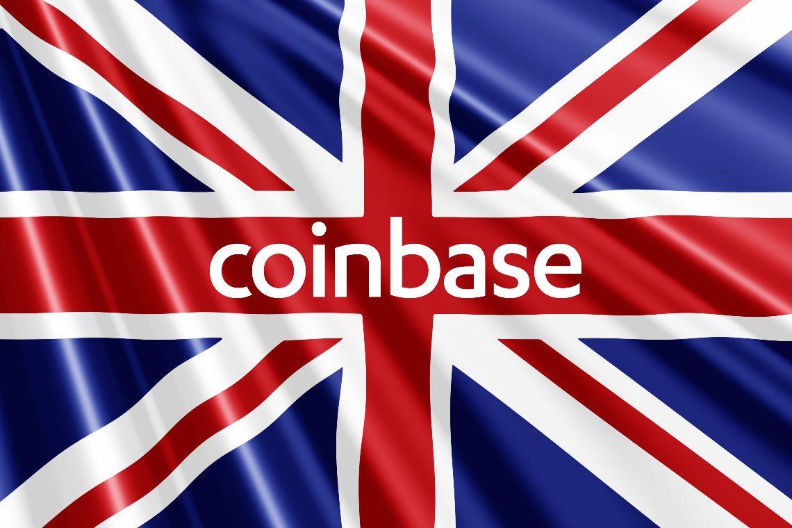 Coinbase UK: -38% di fatturato nel 2019