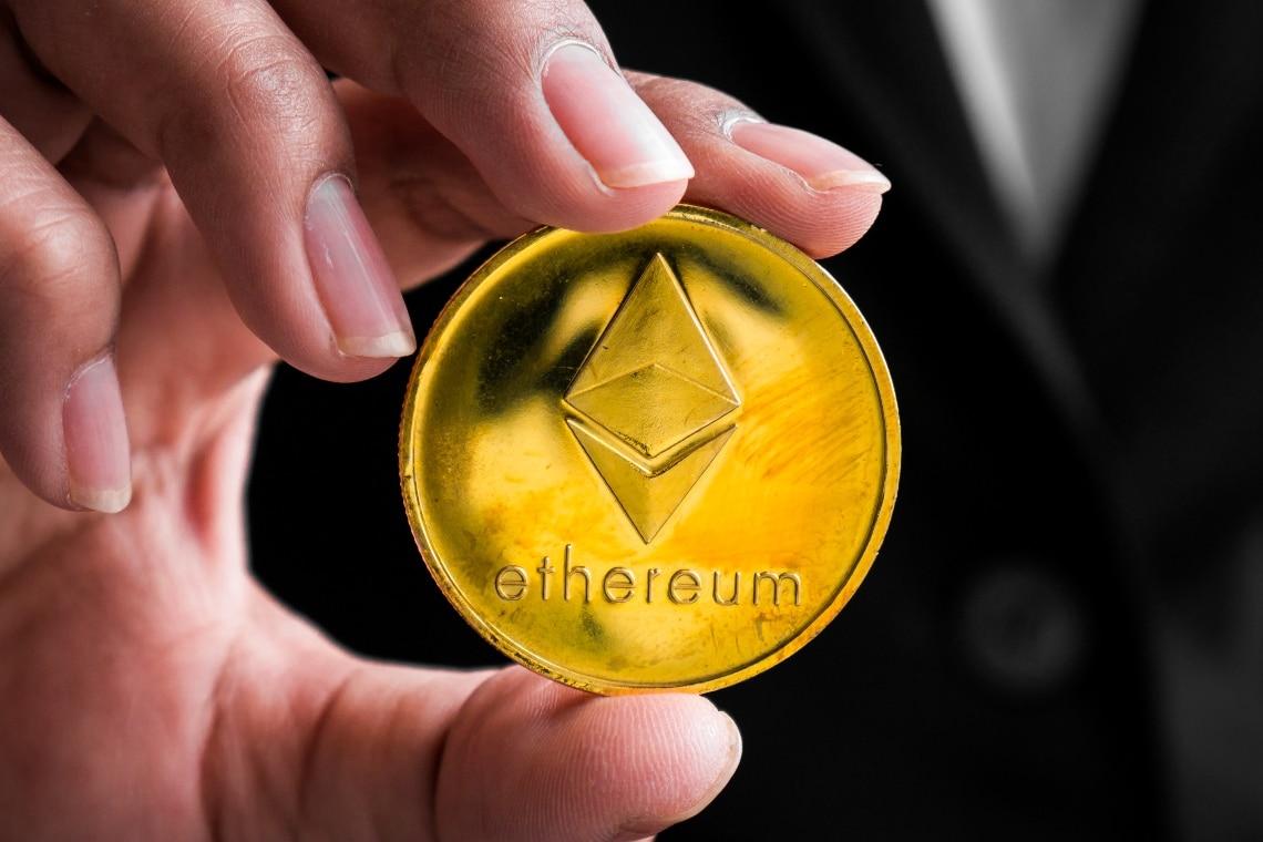 Ethereum: meno ETH sui wallet e i miner fanno salire il prezzo