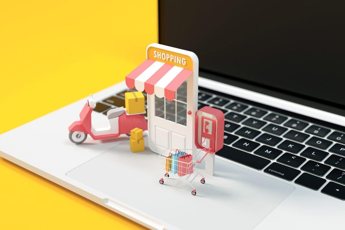 Shopify, azioni e ricavi in crescita