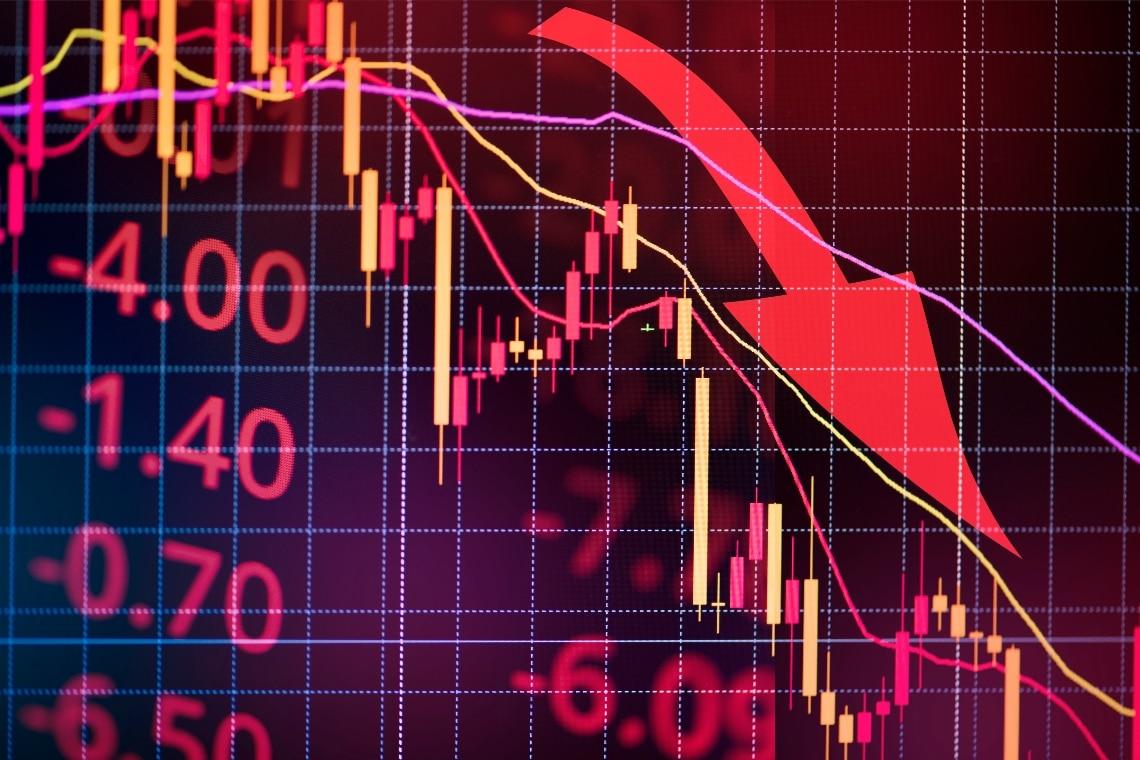 XRP in forte ribasso torna a 0,21 dollari