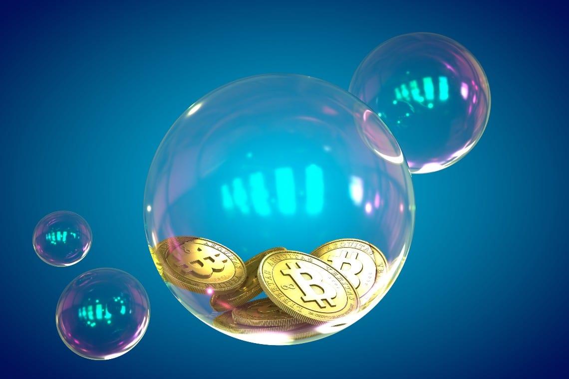 Bitcoin e Tesla sono bolle: il sondaggio