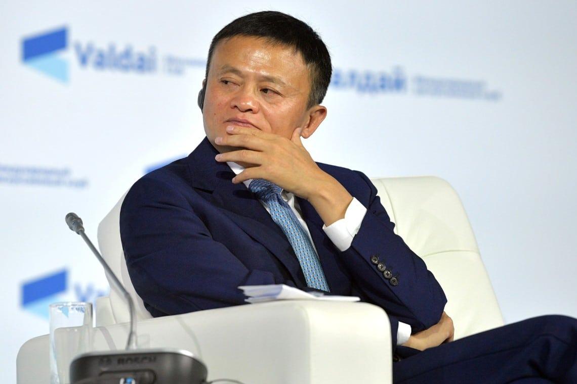 Il miliardario Jack Ma riappare ma la IPO di Ant rimane sospesa