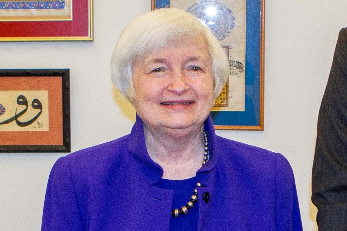 """Janet Yellen: """"Incoraggiare l'uso delle criptovalute"""""""