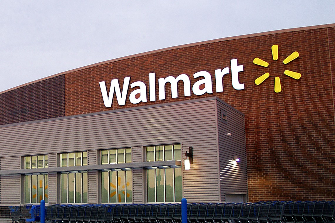 Walmart in partnership con finanziatore di Robinhood