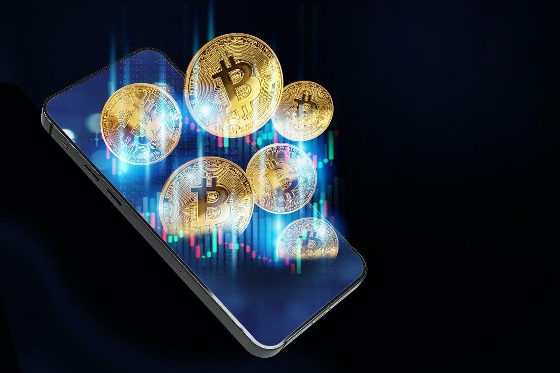 Bitcoin in discesa del 30%, non capitava da marzo