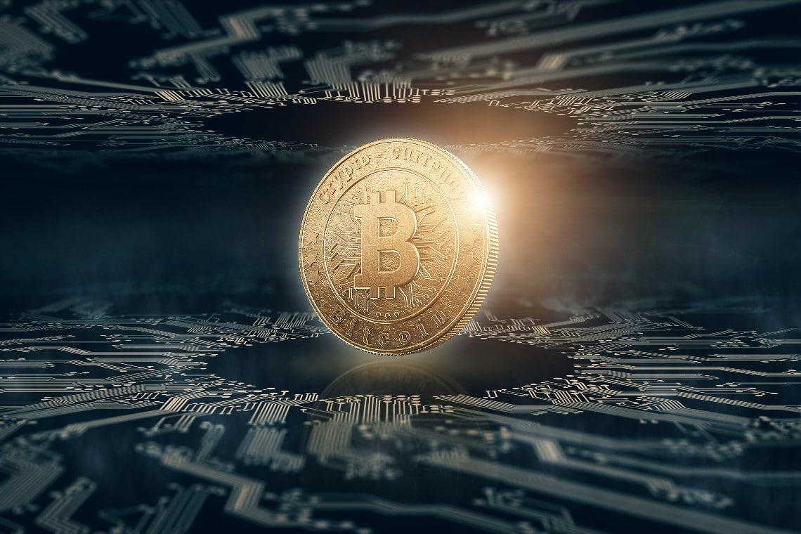 L'hashrate di Bitcoin è stato tokenizzato
