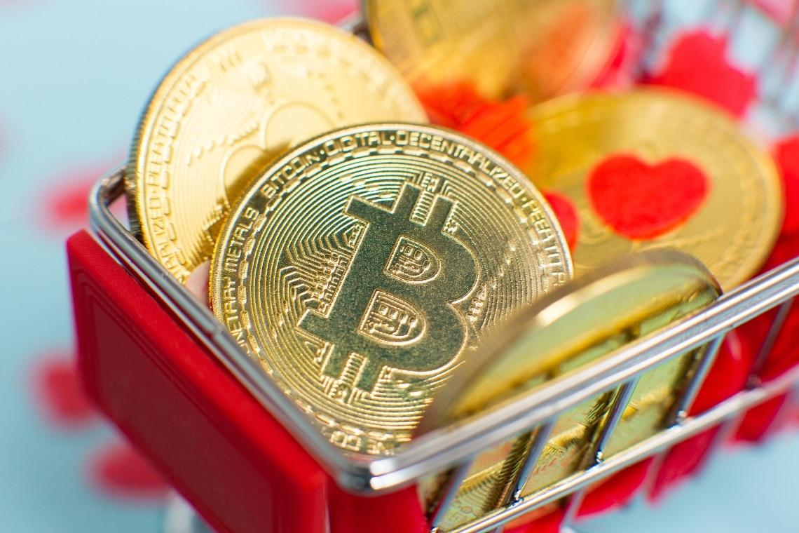 perché bitcoin salendo)