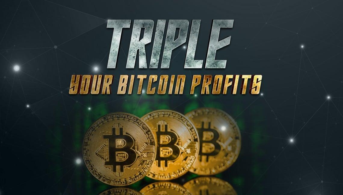 Questa semplice strategia può triplicare i vostri profitti Bitcoin