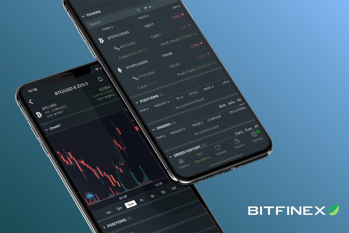 Bitfinex ora permette il margin trading per Polkadot/BTC