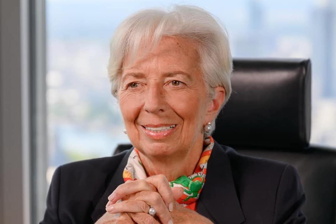 "Christine Lagarde: ""Bitcoin è un business divertente"