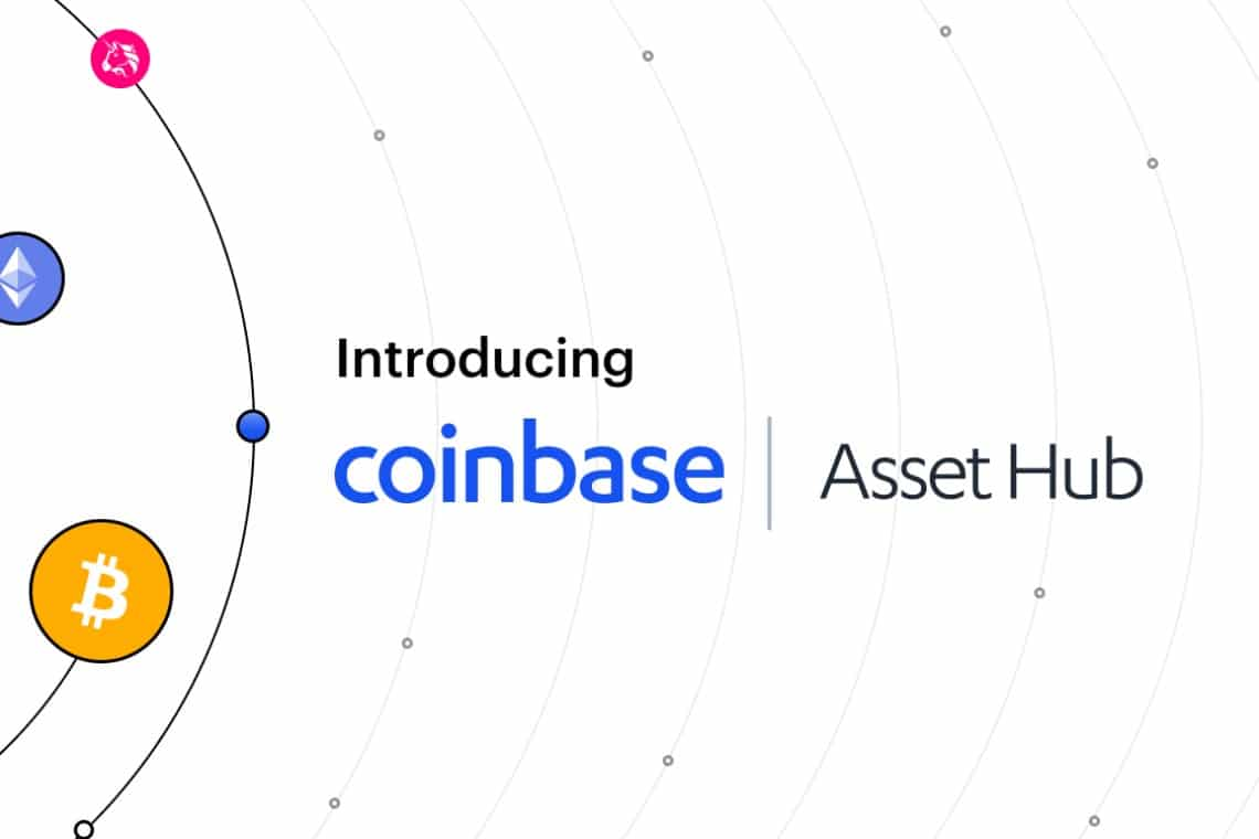 Coinbase Asset Hub
