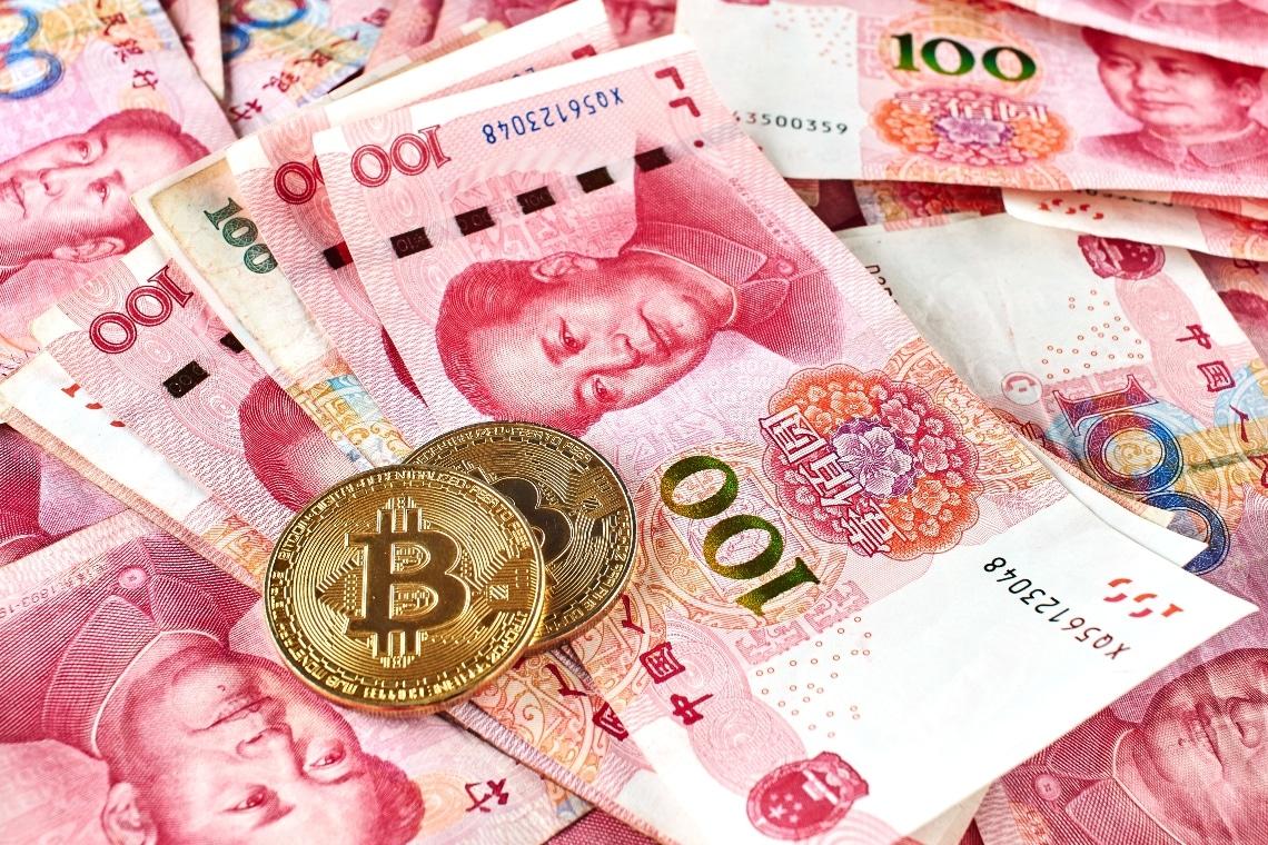 La connessione tra Bitcoin e yuan digitale