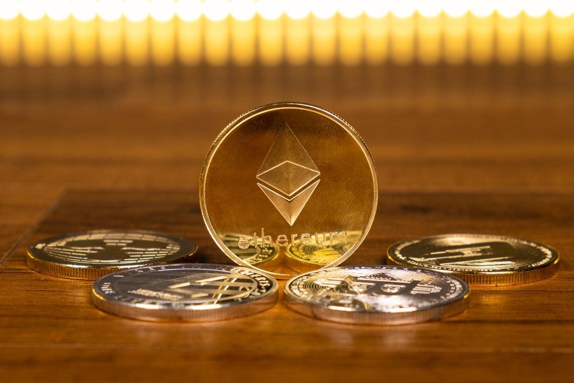 Ethereum, il prezzo oltre i 1000 dollari