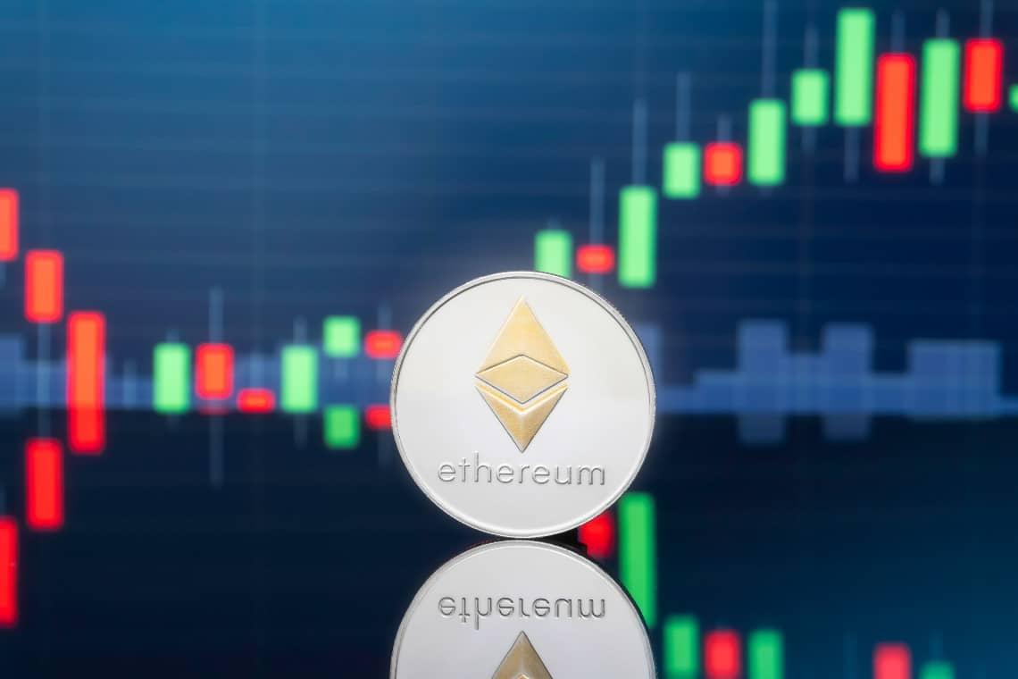 Ethereum, il prezzo a 1.480 dollari: è record