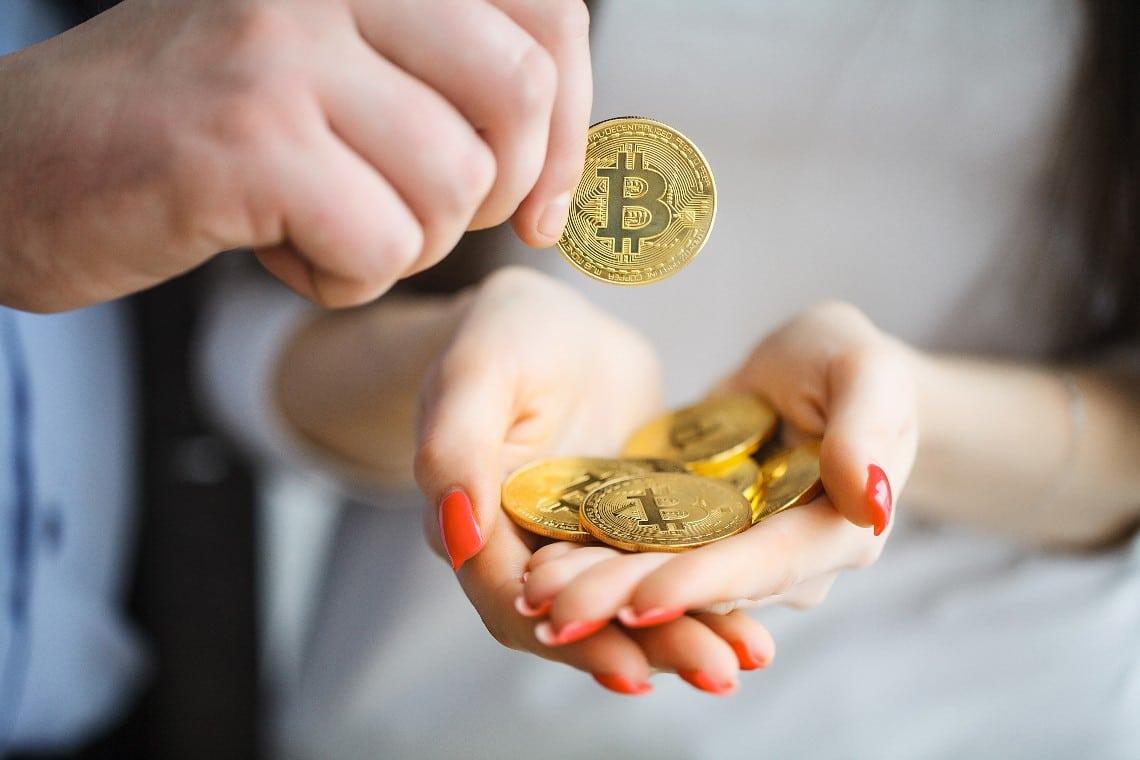 Grayscale Bitcoin Trust aggiunge 35mila bitcoin