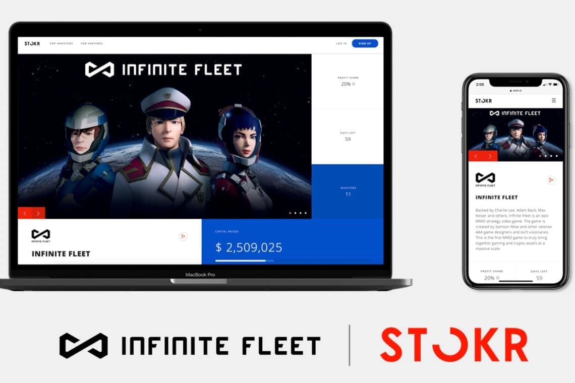 Una nuova STO per il gioco Infinite Fleet. Tether maggiore investitore
