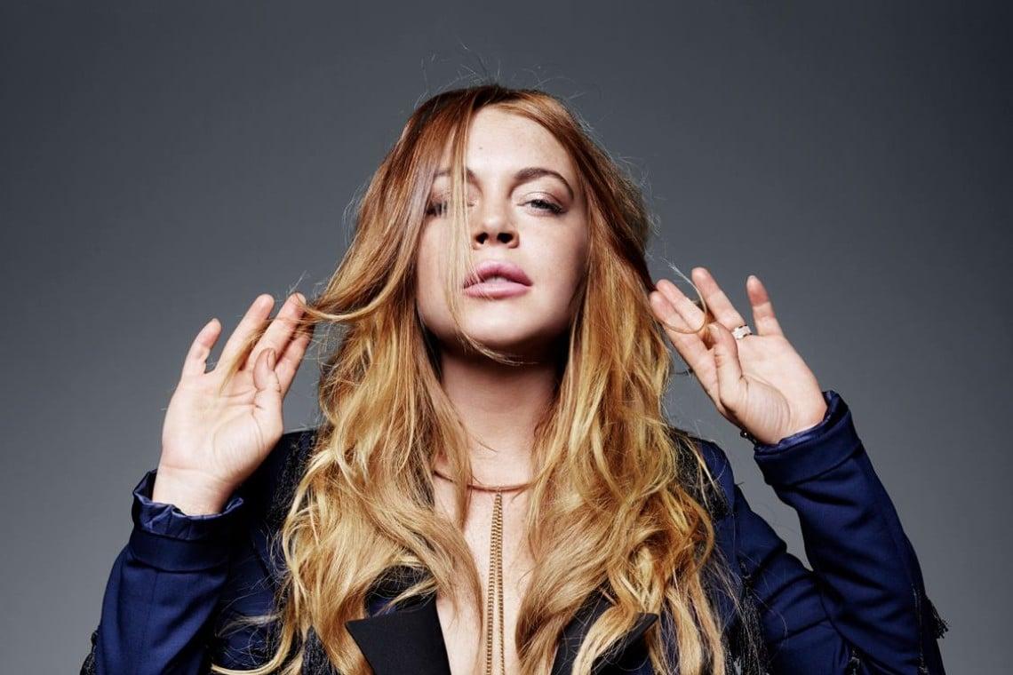 Lindsay Lohan promuove Bitcoin ed Ethereum