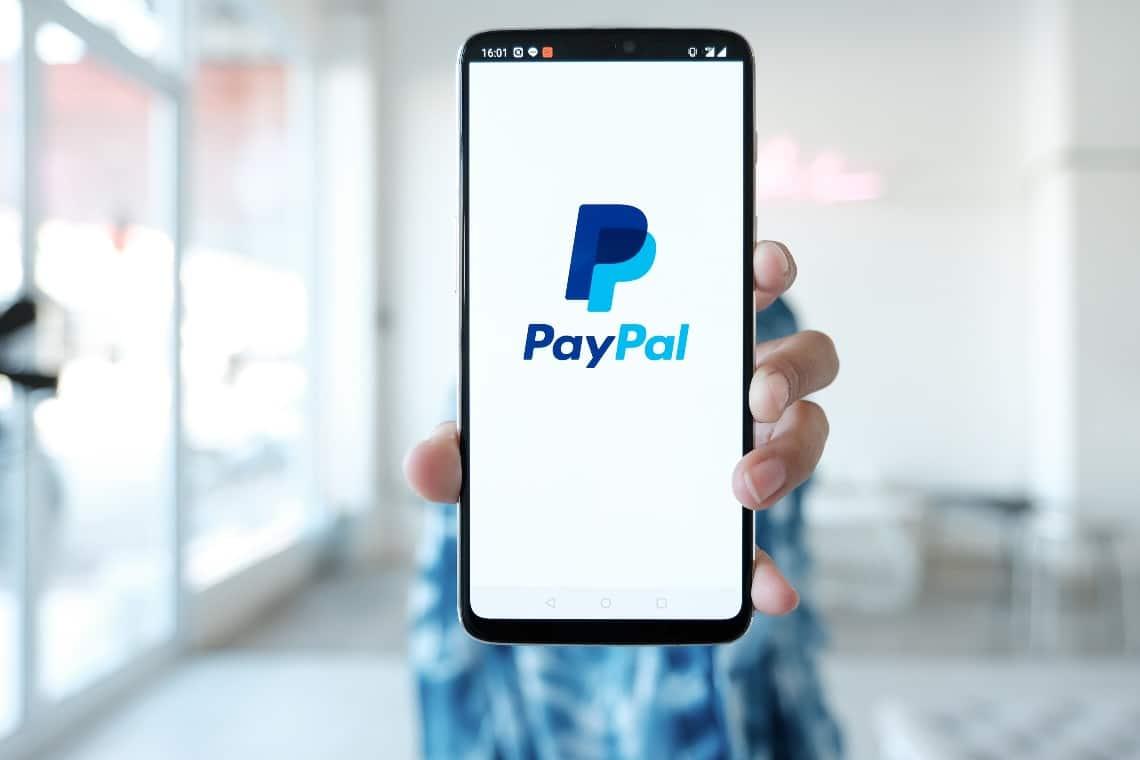 Paypal, con le criptovalute crescono azioni e entrate