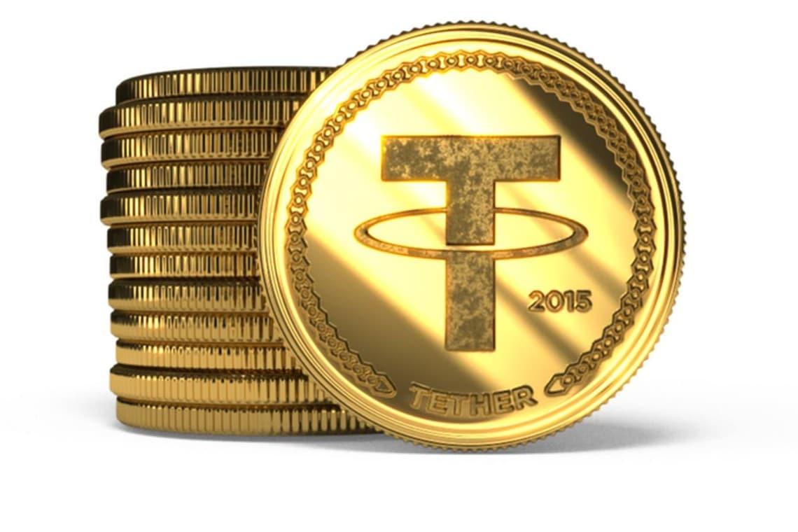 Tether: capitalizzazione da record per USDT. Un volo oltre i 25 miliardi