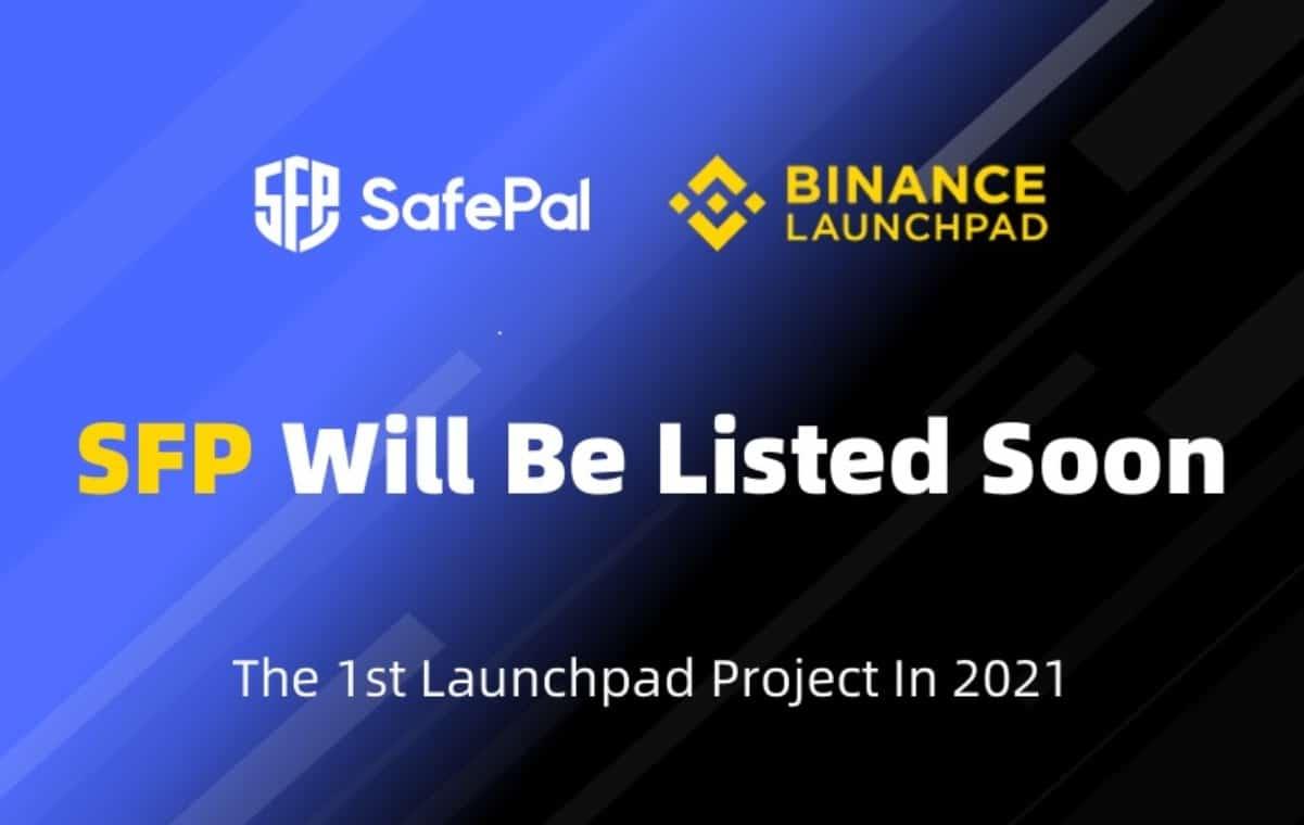 Binance Launchpad lancia SafePal con una nuova formula