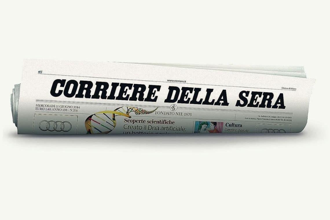 Dataroom, Bitcoin e gli hacker raccontati sul Corriere della Sera