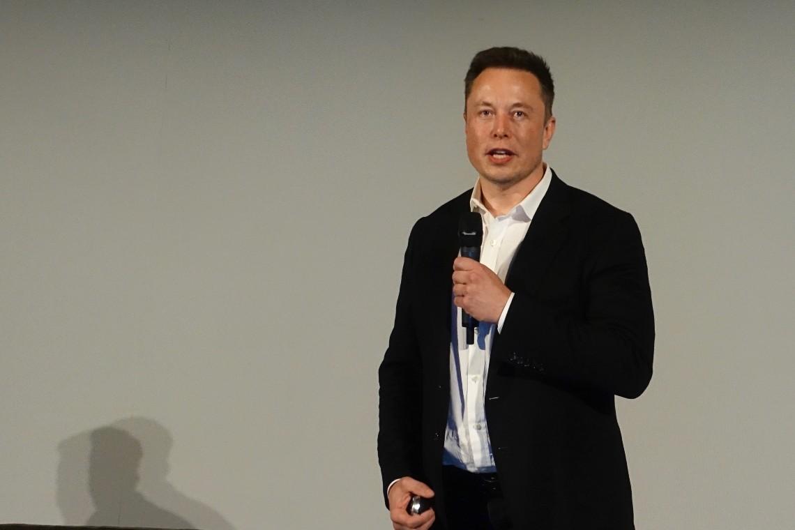 Elon Musk ed il tweet su XRP