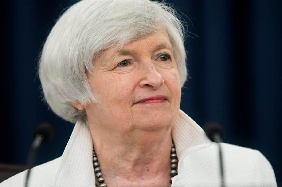 È stata Janet Yellen a far scendere bitcoin?