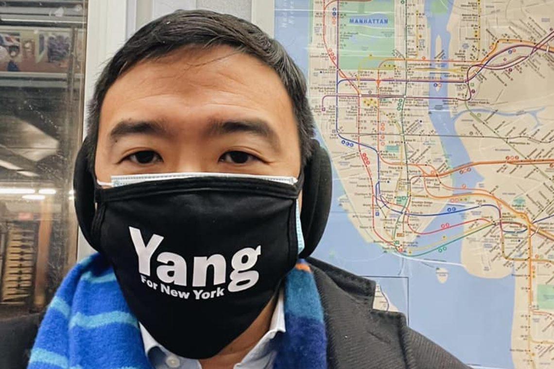 Andrew Yang vuole rendere New York un hub per bitcoin