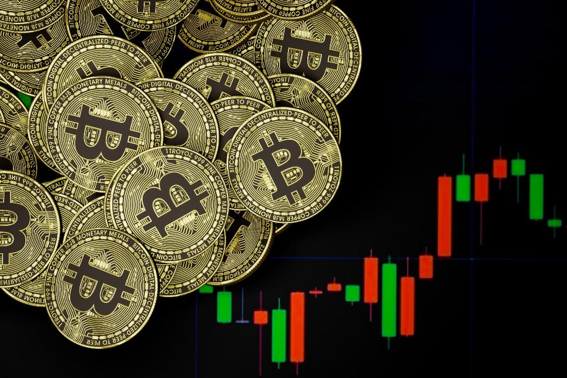 Bitcoin in rimbalzo recupera i 50.000 dollari