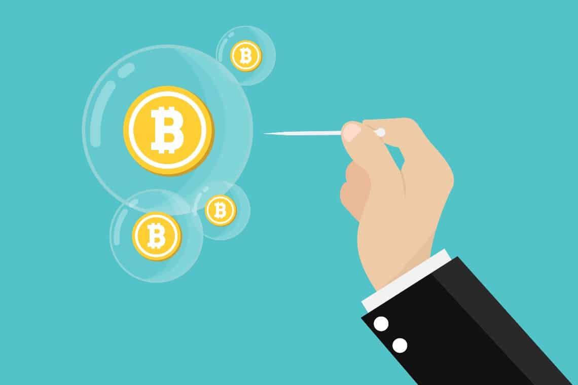 Bitcoin: siamo in una bolla speculativa?