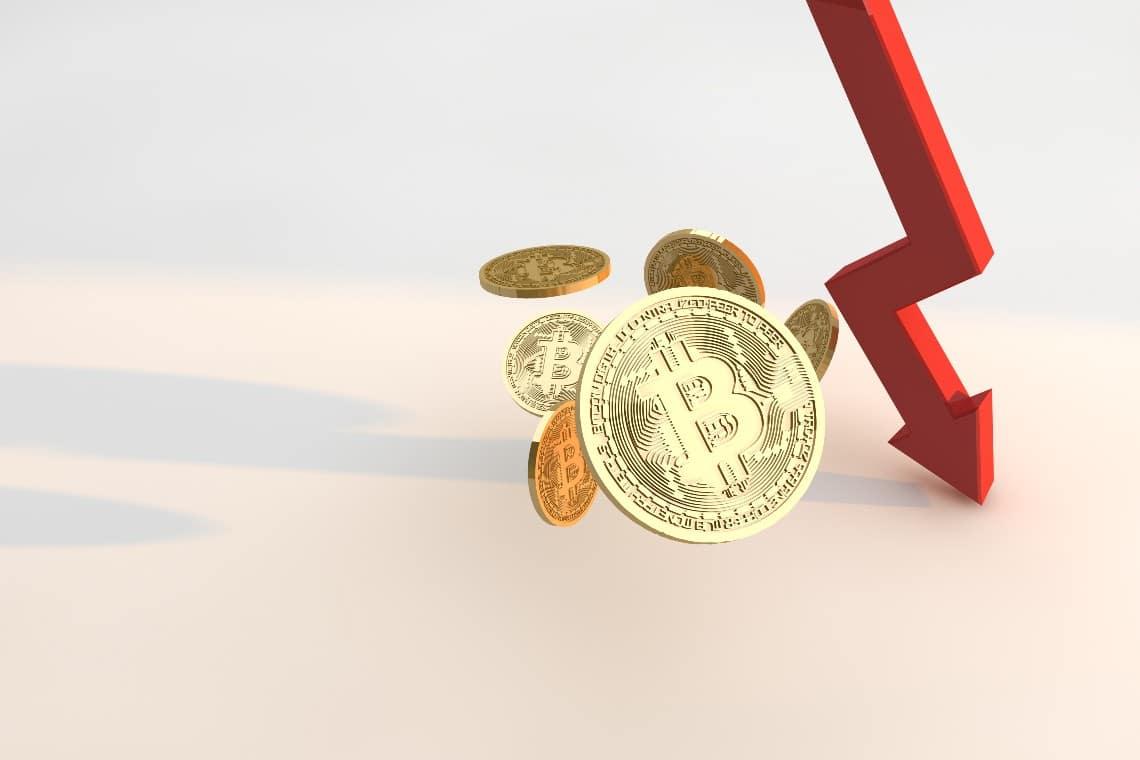Perché bitcoin sta scendendo e dove arriverà