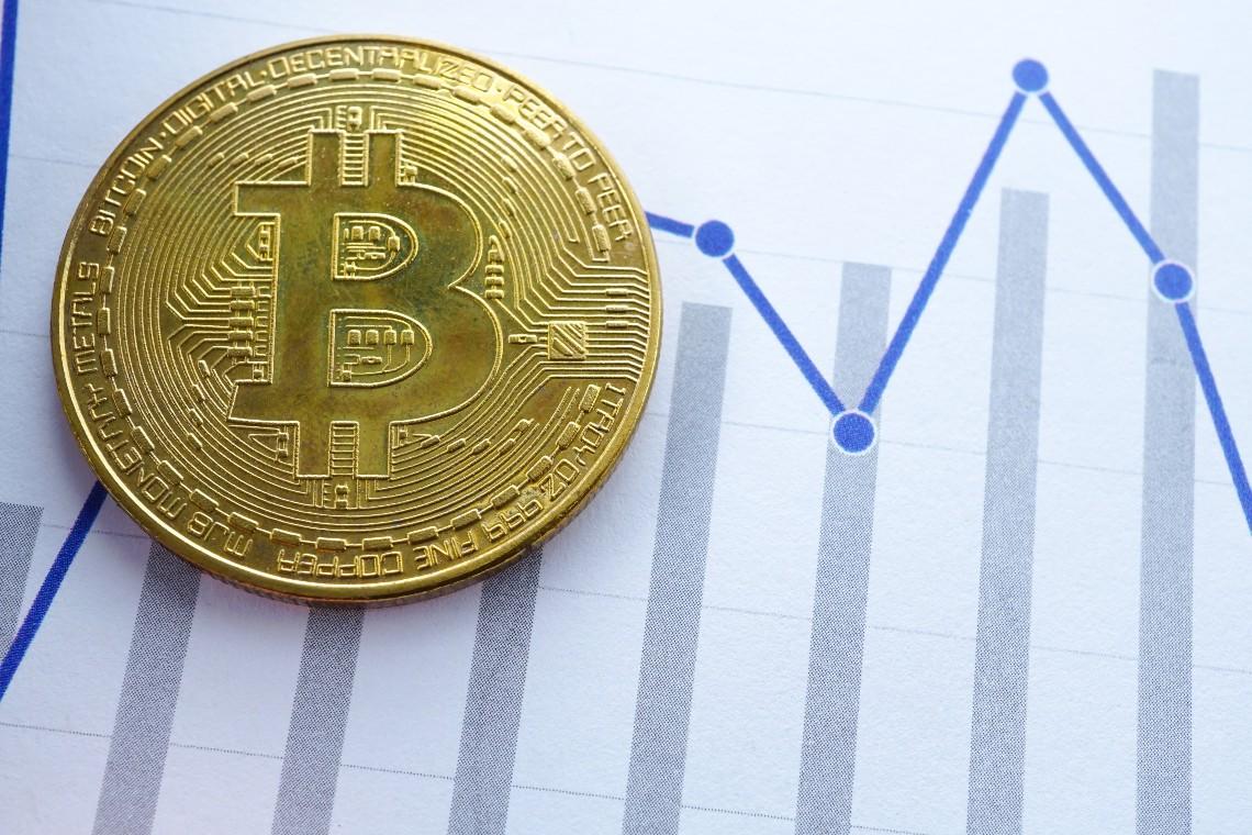 Bitcoin, ribasso a doppia cifra e recupero