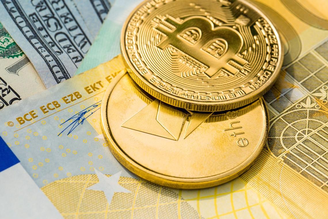 Ethereum vs Bitcoin: chi cresce di più?