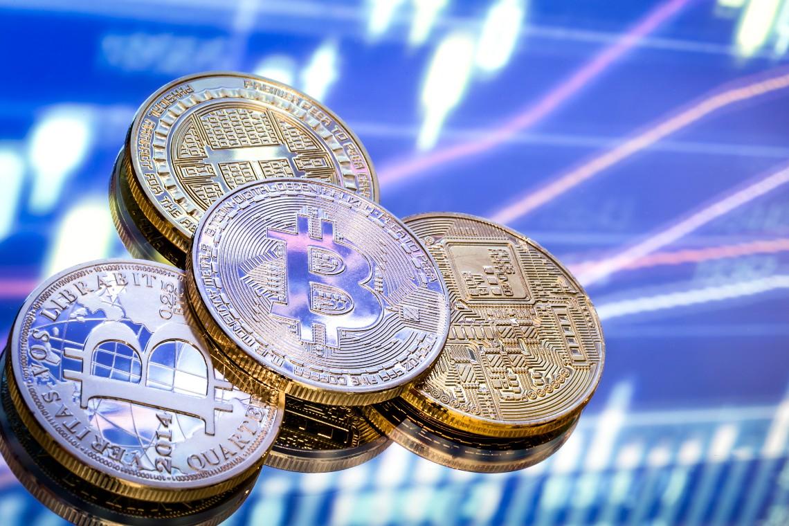 Bitcoin: un guadagno a doppia cifra in una settimana