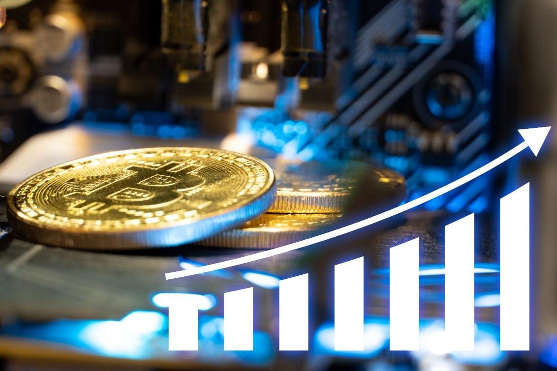 Bitcoin sale ancora oltre i 48.000 dollari