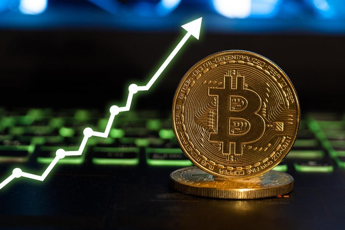 Bitcoin in rialzo di nuovo grazie ad Elon Musk