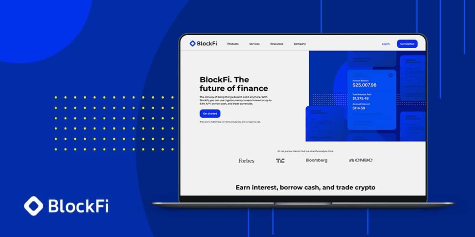 BlockFi ha lanciato il suo Bitcoin Trust