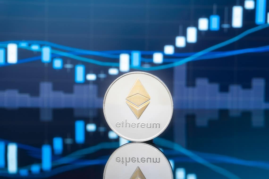 Ethereum: il valore testa i 1600 dollari