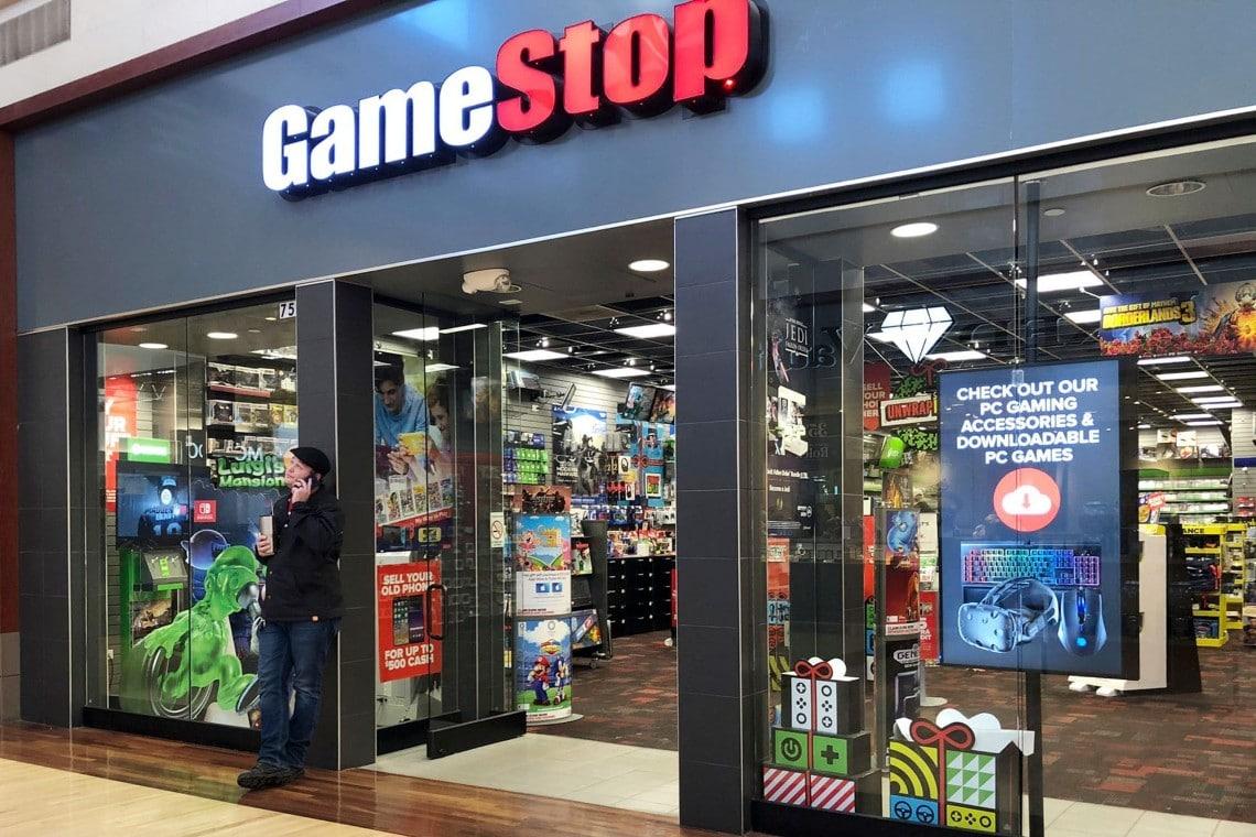 Le azioni GameStop tornano a crescere