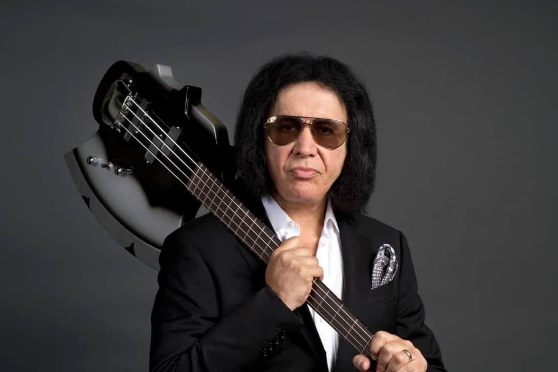 Kiss, Gene Simmons svela le sue criptovalute