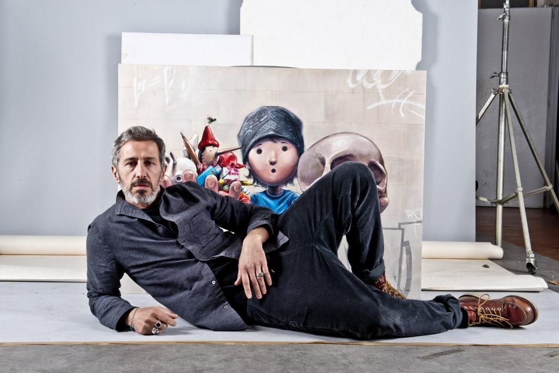Giovanni Motta è ora tra i primi artisti di NFT in trend su Superare