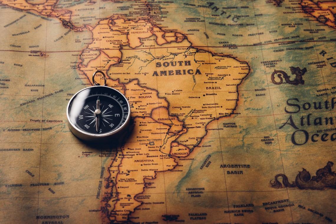 EOS si espande in America Latina
