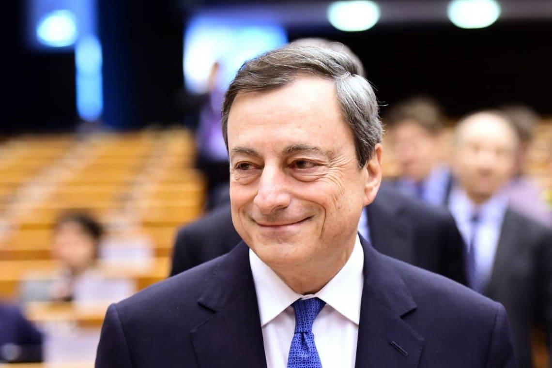Mario Draghi e Bitcoin: il pensiero del quasi premier italiano