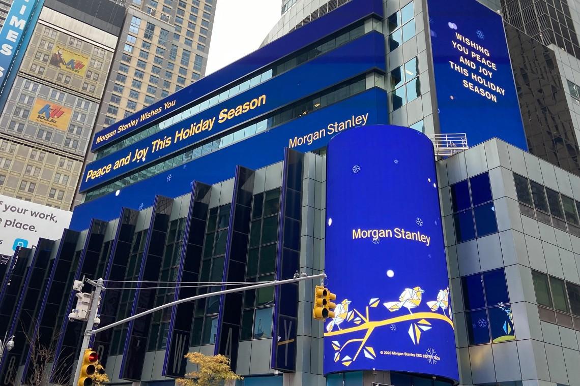 ETF su bitcoin: coinvolta anche Morgan Stanley