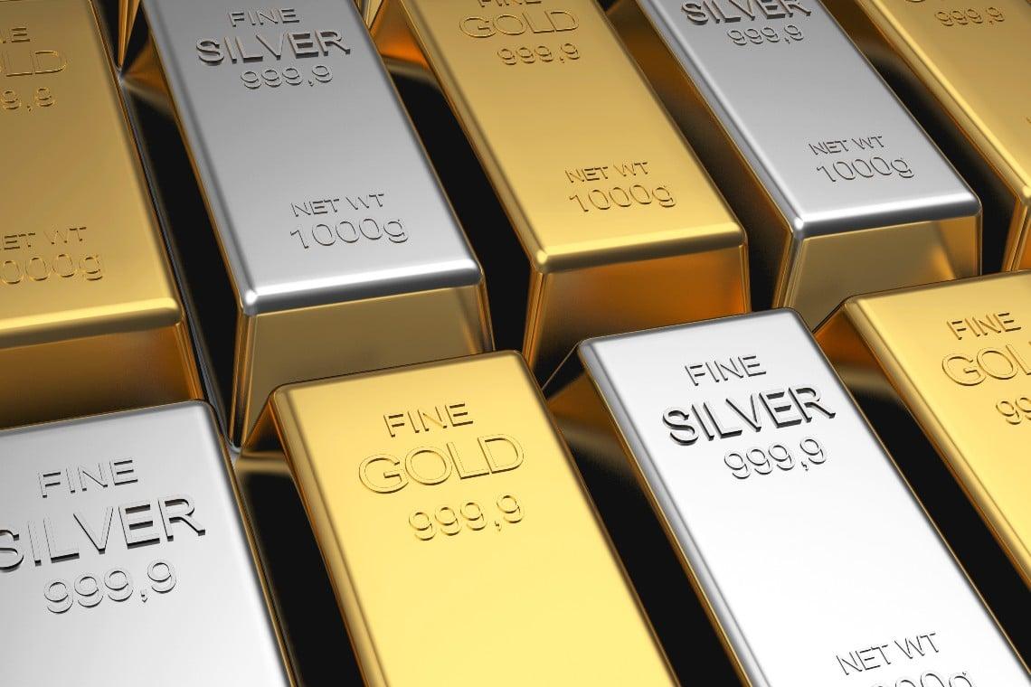 Il prezzo dell'argento a 29 dollari: alta volatilità