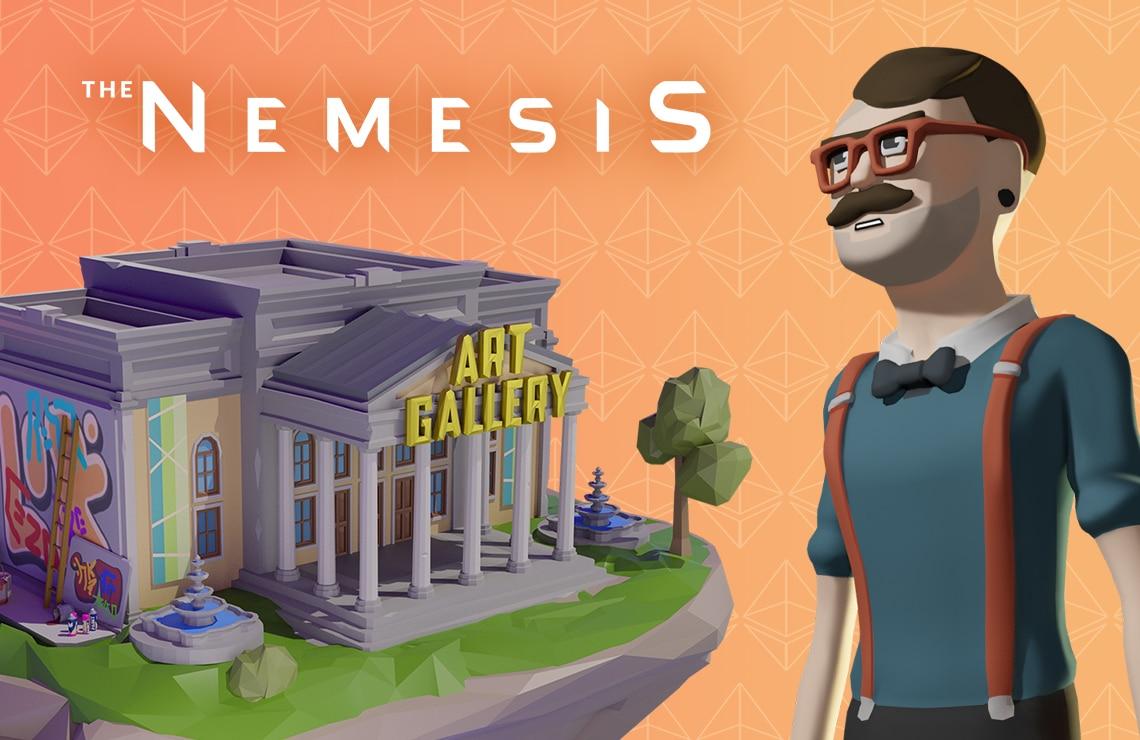 The Nemesis e Cryptonomist in diretta con Crypto Heroes