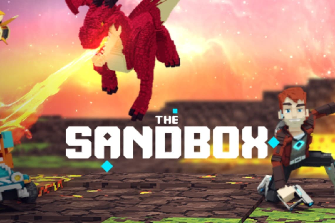 Young Platform lista The Sandbox (SAND)
