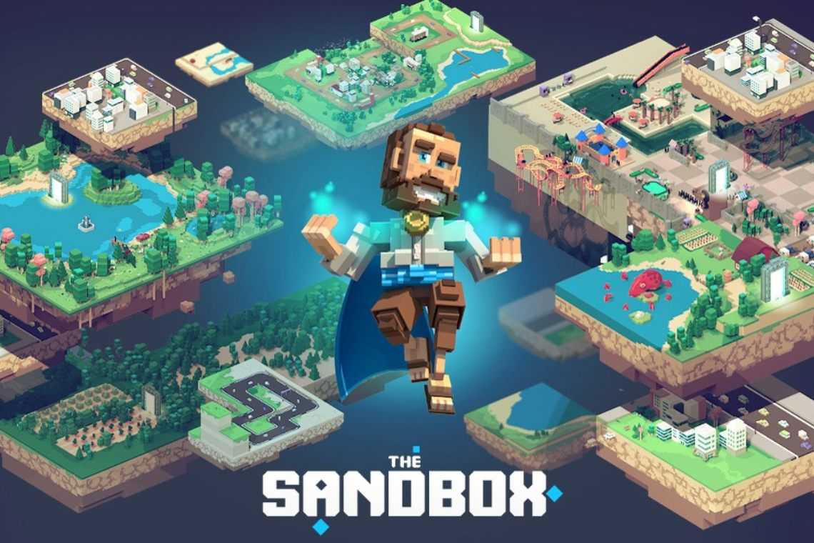 The Sandbox vende LAND su CoinMarketCap  …
