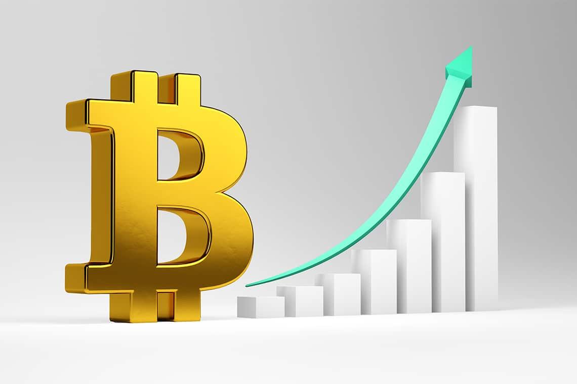 Bitcoin: un rimbalzo del 7%